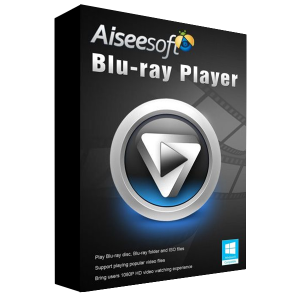 Aiseesoft Blu-ray Player logo