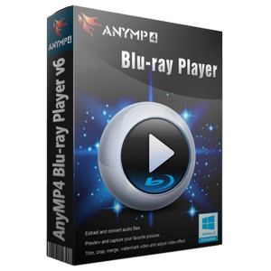 AnyMP4 Blu-ray Player logo