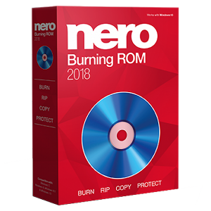 Nero Burning ROM logo