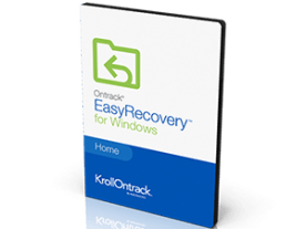 OnTrack Easy Recovery logo