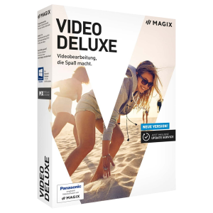 Magix Video Deluxe logo