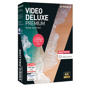 Magix Video Deluxe Premium logo