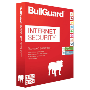 BullGuard Internet Security logo