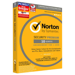 Norton Security Premium logo