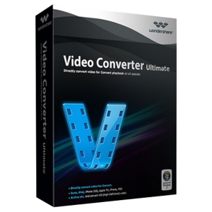 Wondershare Video Converter logo