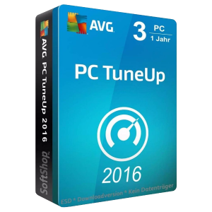 AVG PC TuneUp logo