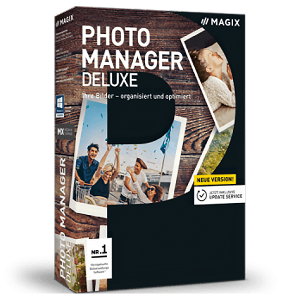 MAGIX Photo Manager logo