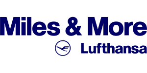 Miles and More Kreditkarte logo