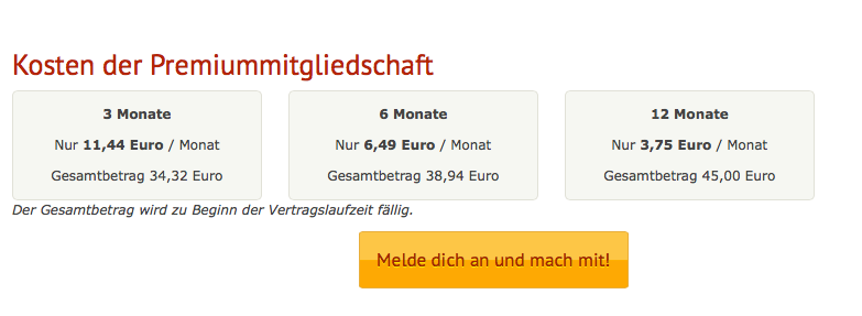 Berliner singles.de kosten