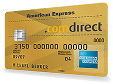 Comdirect American Express