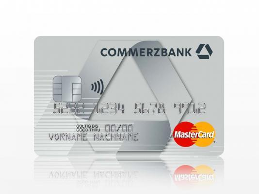 Commerzbank Visa