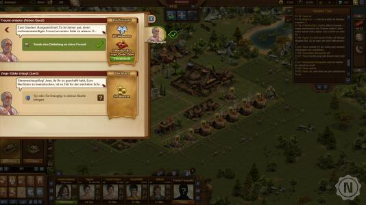 Forge of Empires Belohnung