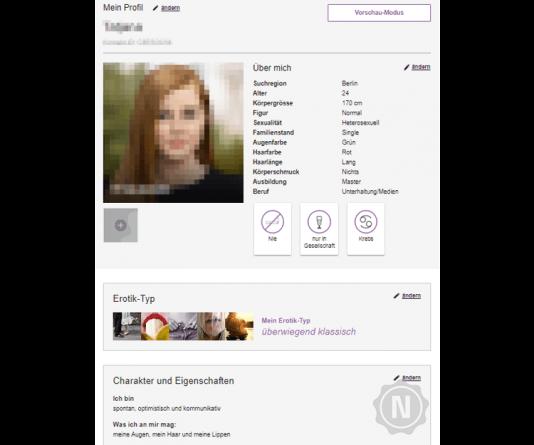 C Date Profil Löschen