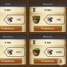 Forge of Empires Tipps - Produktszeit