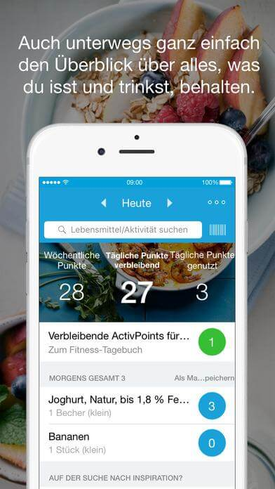 Weight watchers online auch treffen