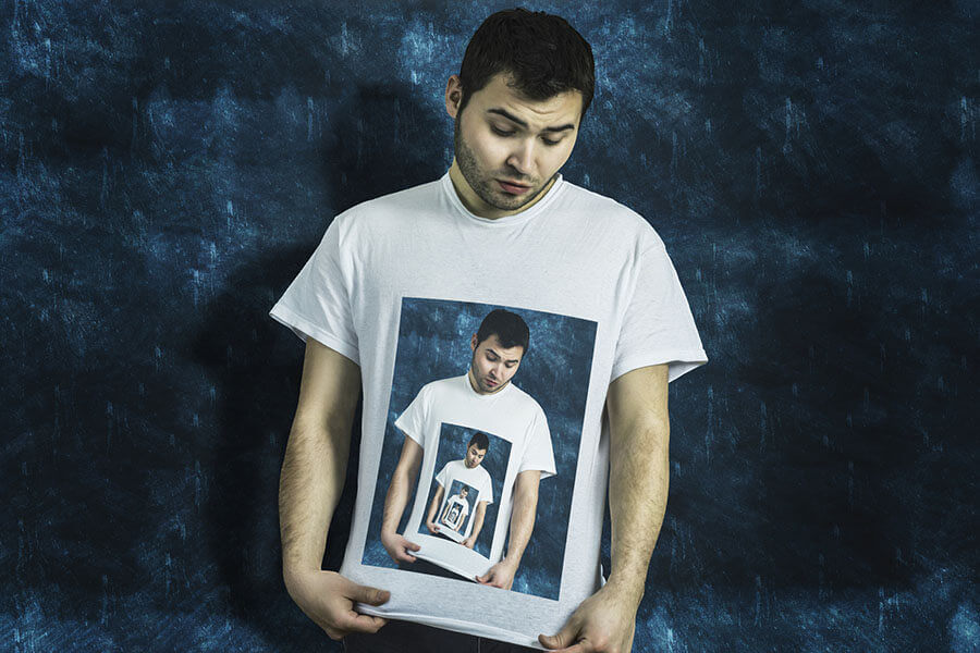 Online-Shop ce3fa c4c30 T-Shirts bedrucken lassen