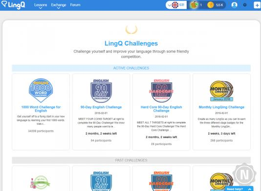LingQ Challenges