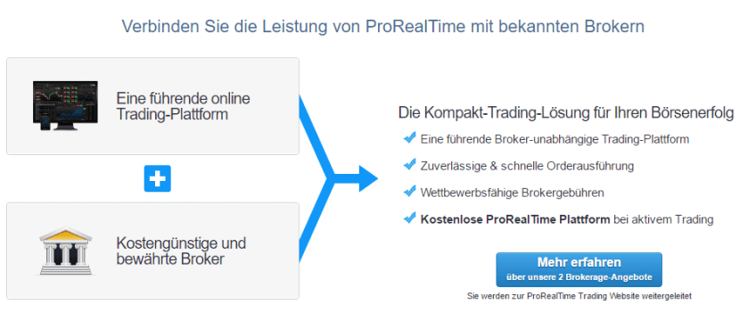 ProRealTime - Trading