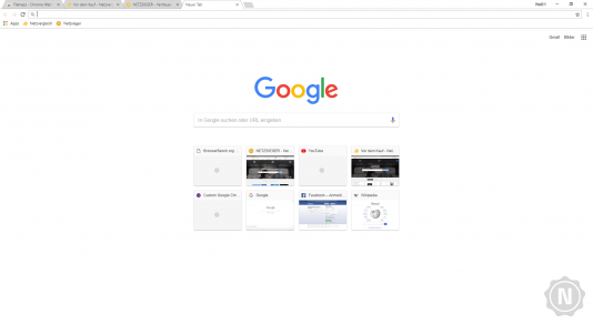 Chrome Theme Flatness