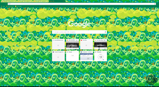 Chrome Theme Takora